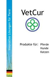 Hier können Sie unsere Produkt-katalog herrunter laden. - vetcur.de