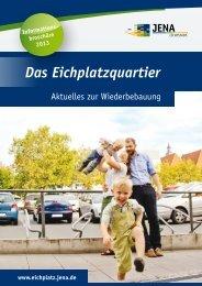 Das Eichplatzquartier - Eichplatz Jena