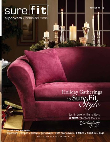 Holiday Gatherings - Sure Fit, Inc.