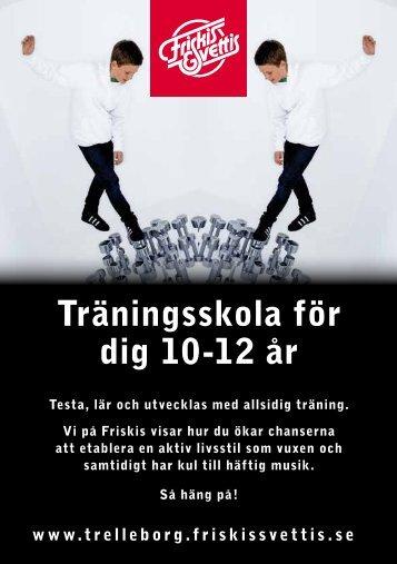 barn10-12 - Friskis&Svettis Trelleborg