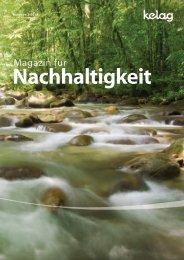 Magazin für Nachhaltigkeit 2/2013 - Kelag