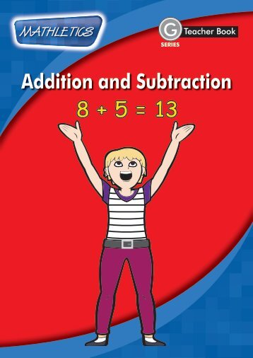 Addition and Subtraction Addition and Subtraction - WordPress.com