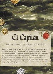 El Capitan Spielregel - Kramer - Spiele