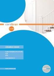 hier können Sie die CERABRAN® inside Broschüre herunterladen!