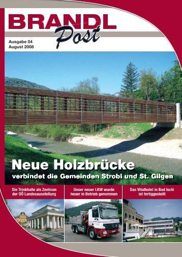 pout - Brandl-Bau