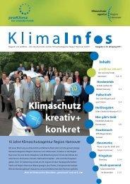veggietag- Initiative - Klimaschutzportal der Region Hannover