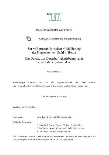 tum mediatum dissertation