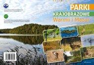 Parki krajobrazowe Warmii i Mazur - Wojewódzki Fundusz Ochrony ...