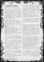 Vargothische Nächte - Nackter Stahl