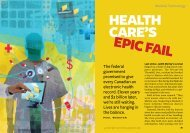 Healthcare's Epic Fail - Paul Christopher Webster
