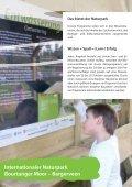 """können Sie unsere Broschüre """"Klassenfahrten ins Moor"""" - Naturpark ... - Page 4"""