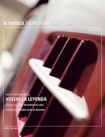 VUELVE LA LEYENDA - Mercedes-Benz España