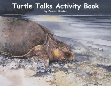 Turtle Talks Activity Book - WIDECAST