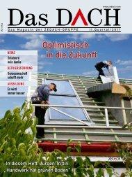 Das DACH II. Quartal 2011 - ZEDACH eG