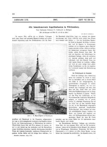 05. Zeitschrift für Bauwesen LVII. 1907, H. VII-IX= Sp. 309-460