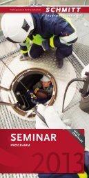 Download Seminar-Programm - Schmitt Feuerwehrtechnik
