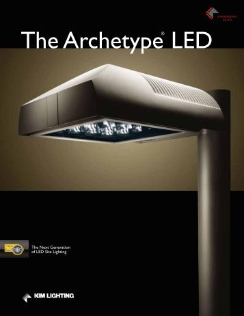 The Archetype® LED - POELEC
