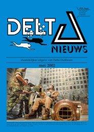 mei 2002 - Delta Duikteam