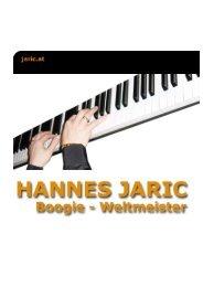 Pressemappe download - Hannes Jaric
