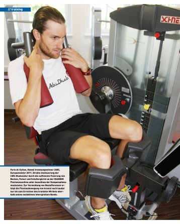 Artikel Dr. Kreutz im Medical Sport Ne...