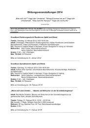 HIER (Bildungsprogramm GT 1/2014) - Grünes Tirol