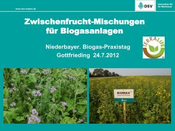 PSM- Unverträglichkeiten - n (www.biogas-management-school.com
