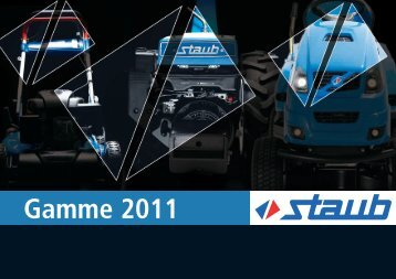 Gamme 2011