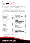 Bogiebänder für Forstmaschinen - Clark Tracks - Seite 2