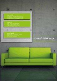 Hier i X O N O  ® Elements