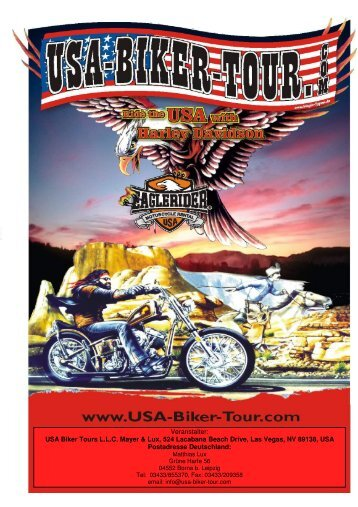 als PDF zum Download - USA Biker Tour