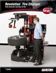 Revolution Brochure - Hunter Engineering Company