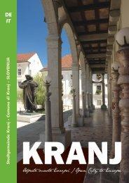 Comune di Kranj - SLOVENIJA - Zavod za turizem Kranj
