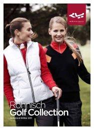 Röhnisch Golf Collection - rohnisch.com