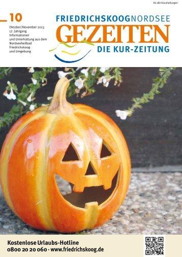 www.friedrichskoog.de - Gezeiten Friedrichskoog