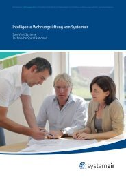 Wohnungslüftung Professional - 2013 (15 Mb) - Systemair