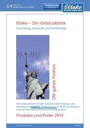 Eltako- Katalog
