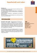 Wesselburen Programm Herbst 2013 - Volkshochschule Wesselburen - Seite 7