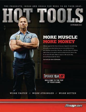 October Hot Tools - WendellPeters.com