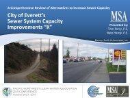 "City of Everett's Sewer System Capacity Improvements ""K"" - pncwa"