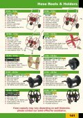 Hose Reels & Holders - Page 3