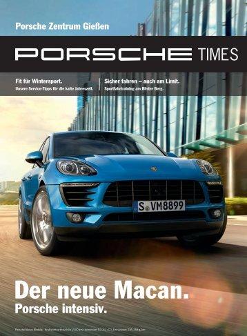 Ausgabe 4/13 - Porsche