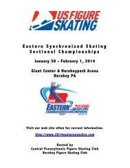 2014 Eastern Synchronized Skating Sectional ... - US Figure Skating