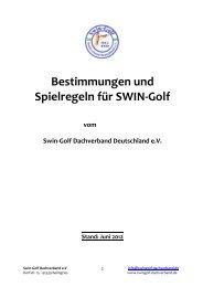 Stand 06-2012 - Swin-Golf-Club Brohltal eV
