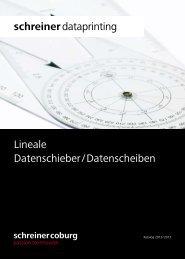 Katalog   Katalog_deutsch_2012.pdf - schreiner coburg