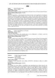 Autor: Álvaro Penteado Crosta Orientador: Gilberto Amaral ... - OBT