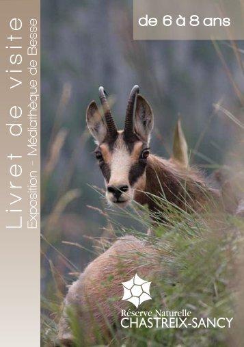 Chastreix-Sancy, livret de visite cycle 2 / 6 à 8 ans
