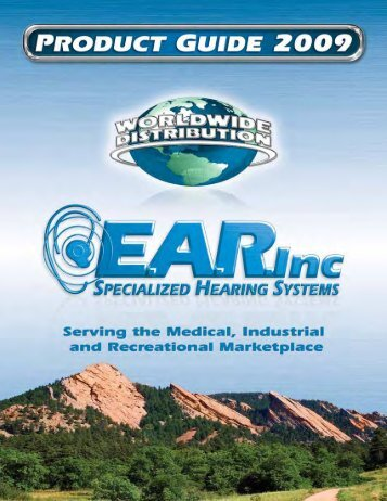 how to order - E.A.R. Inc.