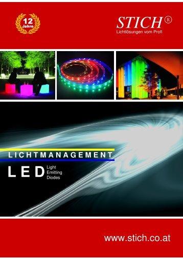 STICH® - Katalog LED