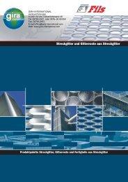 Katalog Streckmetall Fils - gira international