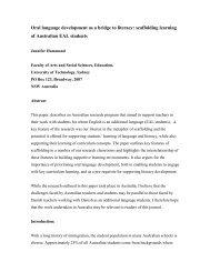 Jennifer Hammond - Viden om Læsning